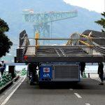 出島表門橋 架橋の思い出